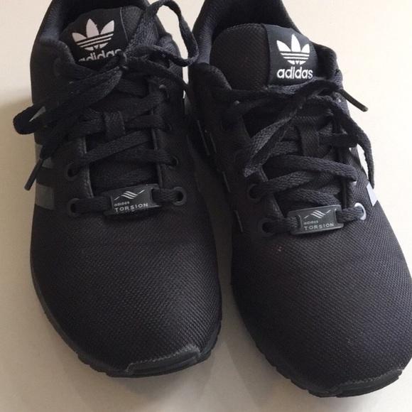 5ca4a185432a adidas Shoes - Adidas XZ Flux Core Black